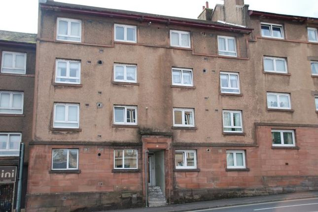 Thumbnail Flat to rent in Inverkip Street, Greenock