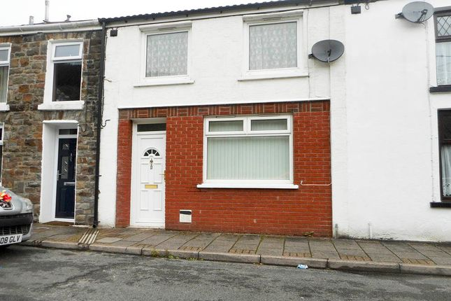 Thumbnail Terraced house for sale in Lower Terrace, Treorchy