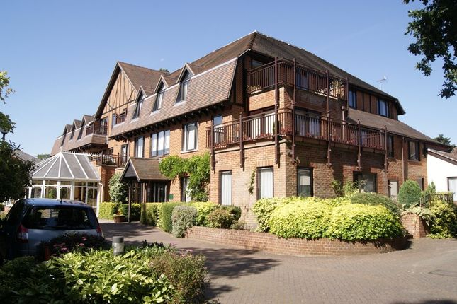 Thumbnail Flat for sale in Hartford Court, Hartley Wintney, Hook