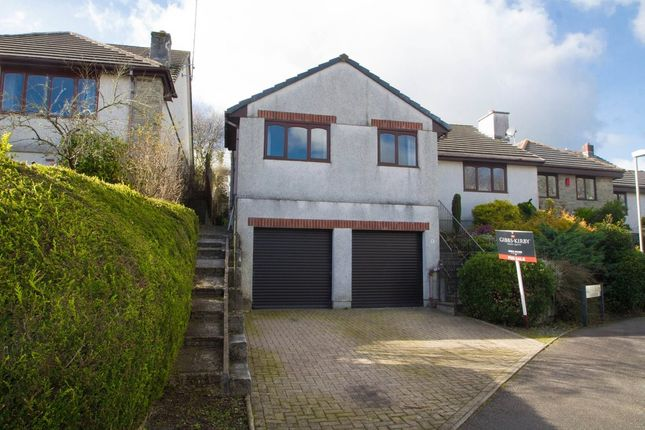 Thumbnail Detached house for sale in Roland Bailey Gardens, Tavistock