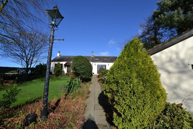 Thumbnail Detached bungalow for sale in Back Lane, Mawdesley