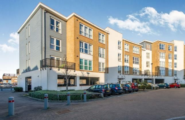 2 bed flat for sale in Fisgard Court, Admirals Way, Gravesend, Kent