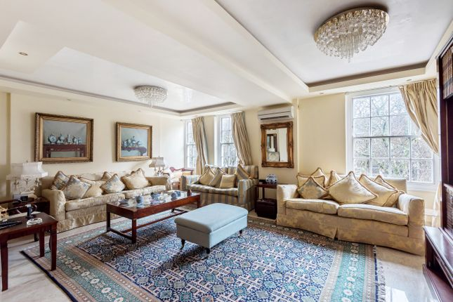 Thumbnail Flat for sale in Portman Square, Marylebone, London