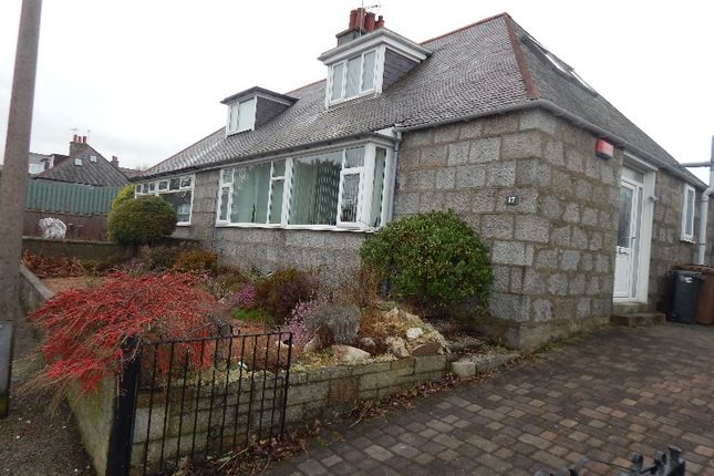 Thumbnail Semi-detached house to rent in Primrosehill Gardens, Kittybrewster, Aberdeen