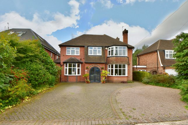 Thumbnail Detached house for sale in Stonor Park Road, Solihull