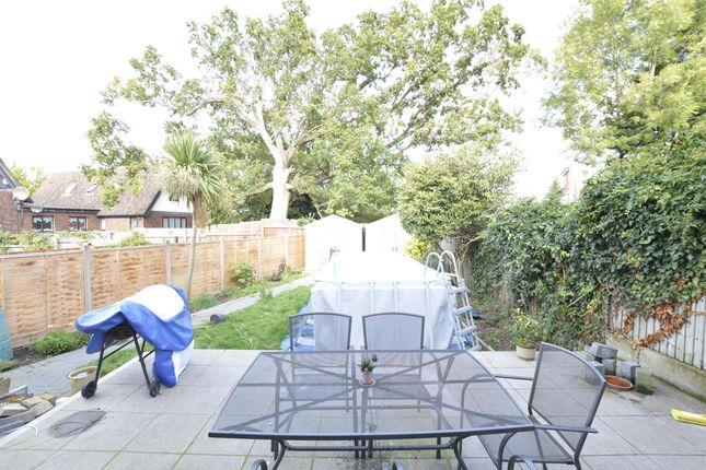 Garden of Wakemans Hill Avenue, London NW9