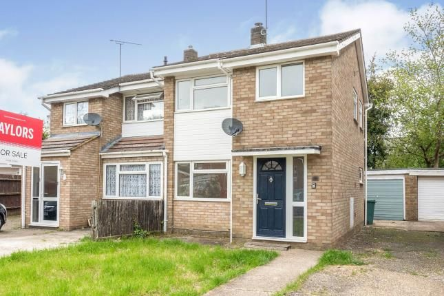 Thumbnail Semi-detached house for sale in Bettina Grove, Bletchley, Milton Keynes, Buckinghamshire