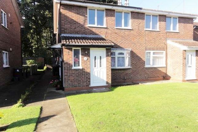 Thumbnail Flat to rent in Pickwick Place, Bilston