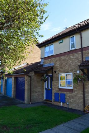 End terrace house for sale in Greenacres, Barry