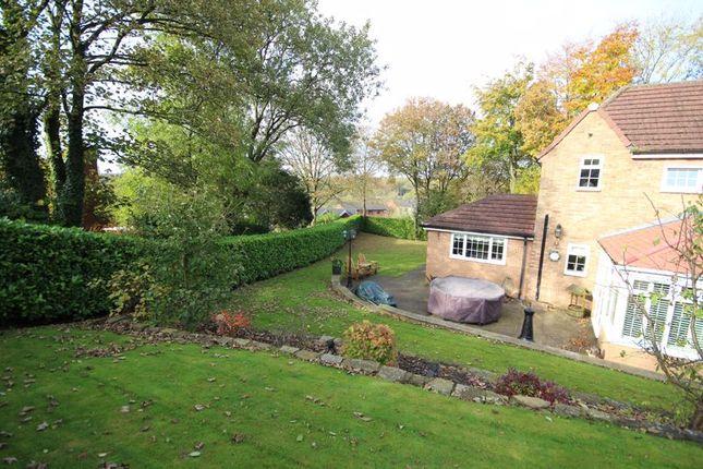 Gardens of Heap Brow, Heap Bridge, Bury BL9