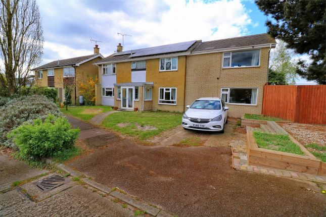 Thumbnail Detached house for sale in Denham Close, Wivenhoe, Essex