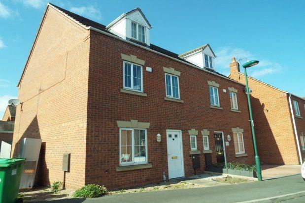 Thumbnail Property to rent in Mardling Avenue, Nottingham