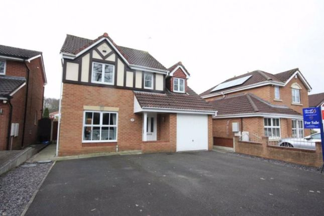 4 bed detached house for sale in Brotherhood Drive, St. Helens WA9