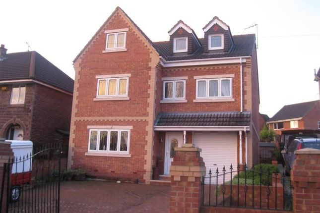 Thumbnail Detached house for sale in Doncaster Road, Mexborough