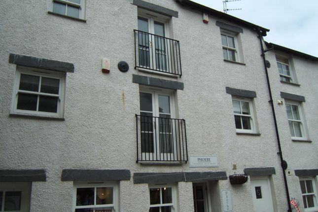 Thumbnail Flat to rent in Smiths Court, King Street, Ulverston