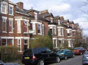 Thumbnail Terraced house to rent in Warwick Road, Chorlton