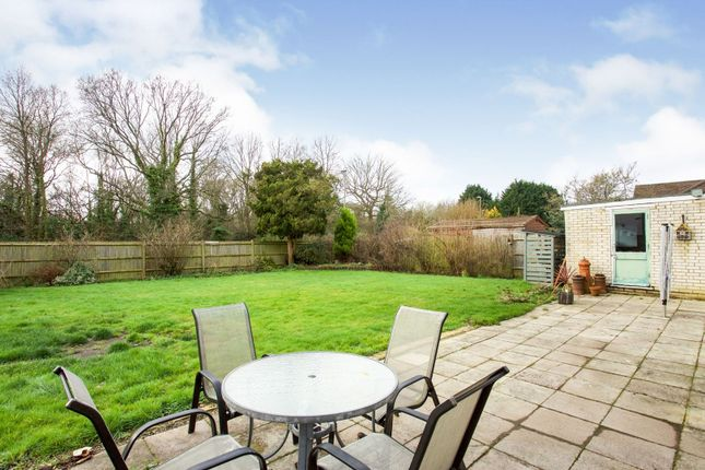 Garden of South Road, Ash Vale GU12