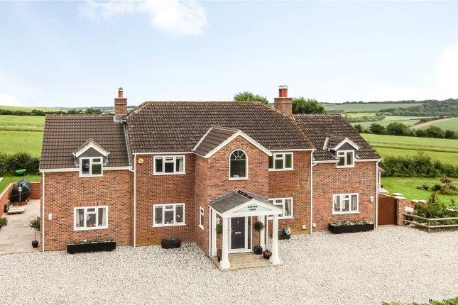 Thumbnail Detached house for sale in Long Hedge, Lambourn, Hungerford, Berkshire