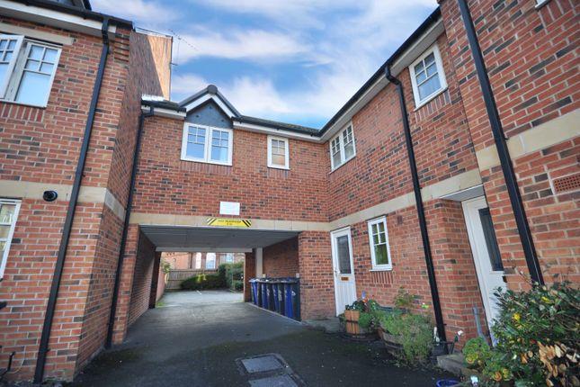 Thumbnail Flat to rent in Caroline Court, Burton-On-Trent