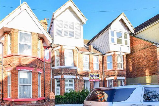 Thumbnail Terraced house for sale in Boscombe Road, Folkestone, Kent
