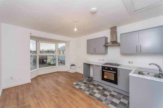 Thumbnail Flat for sale in Bridgend Road, Aberkenfig, Bridgend