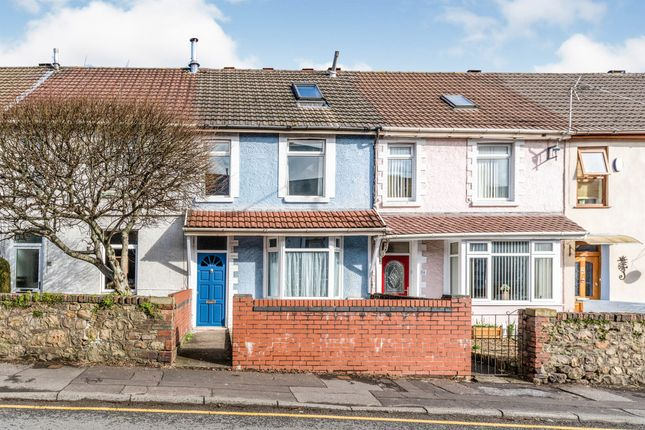 3 bed terraced house for sale in Tycoch Road, Sketty, Swansea SA2