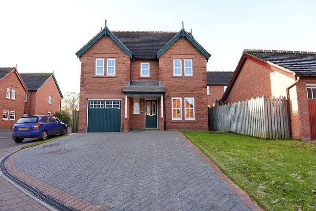 Thumbnail Detached house for sale in Laikin View, Calthwaite, Penrith