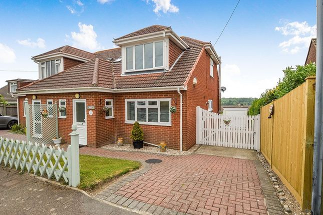 Thumbnail Semi-detached house for sale in Collingwood Road, St. Margarets-At-Cliffe, Dover