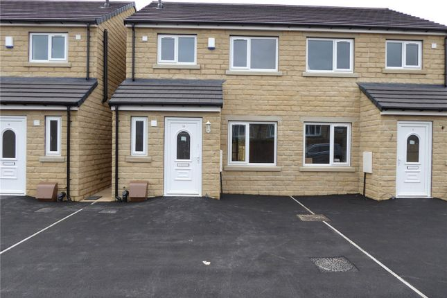 Thumbnail Semi-detached house for sale in Belgrave Avenue, Claremount, West Yorkshire
