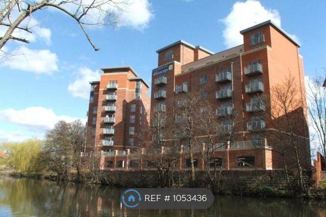 2 bed flat to rent in Derby Riverside, Derby DE1