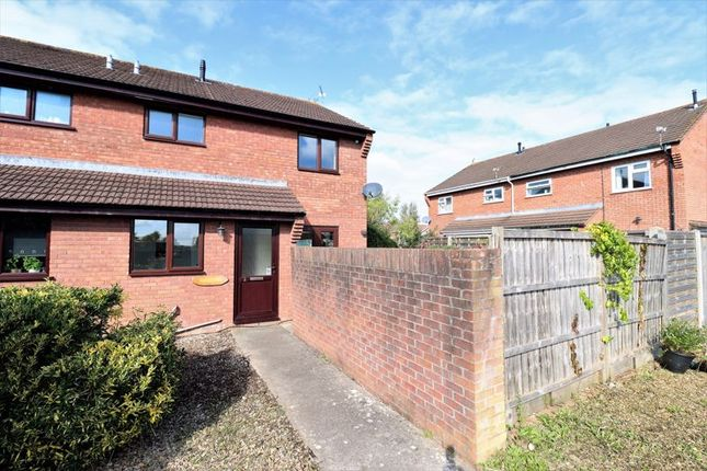 Thumbnail End terrace house for sale in Cavell Court, Clevedon