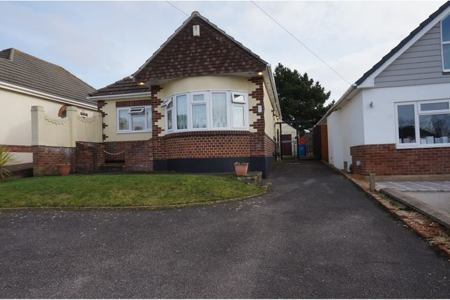 Thumbnail Detached bungalow for sale in Rose Crescent, Poole