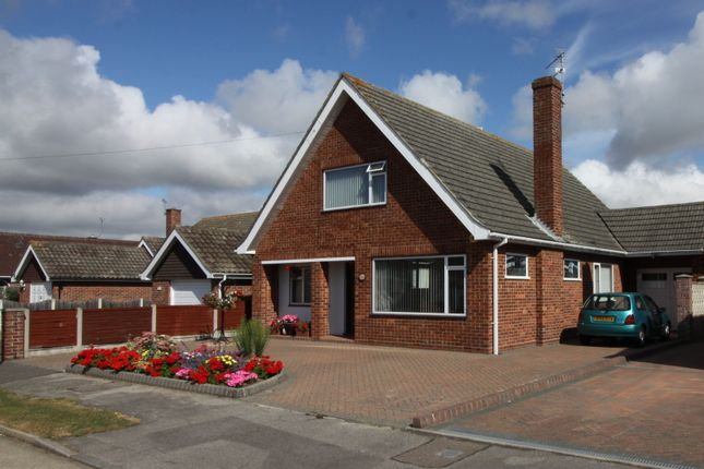 Thumbnail Detached bungalow to rent in Collindale Gardens, Clacton-On-Sea