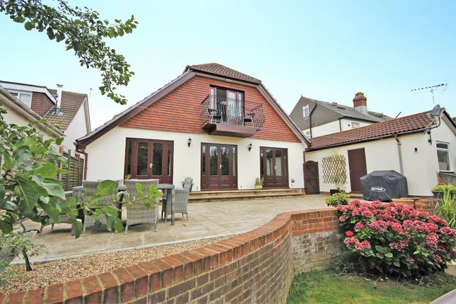 Thumbnail Detached house for sale in Swanwick Lane, Lower Swanwick, Southampton