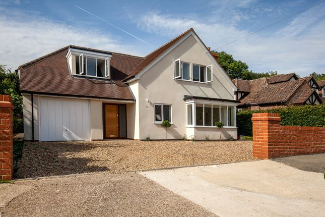 Thumbnail Detached house to rent in Spinfield Mount, Marlow, Buckinghamshire