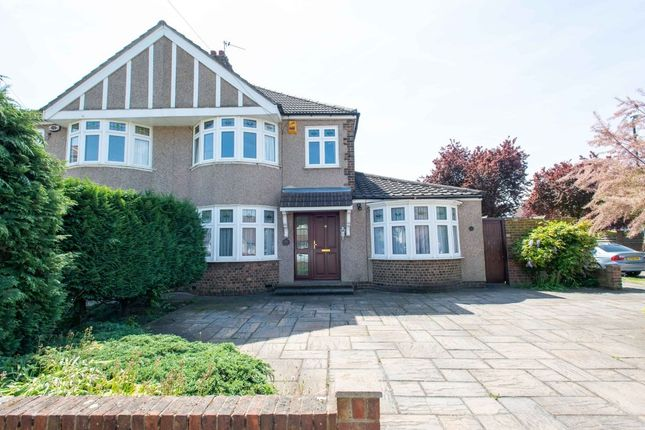 Thumbnail Semi-detached house for sale in Brooklands Avenue, Sidcup