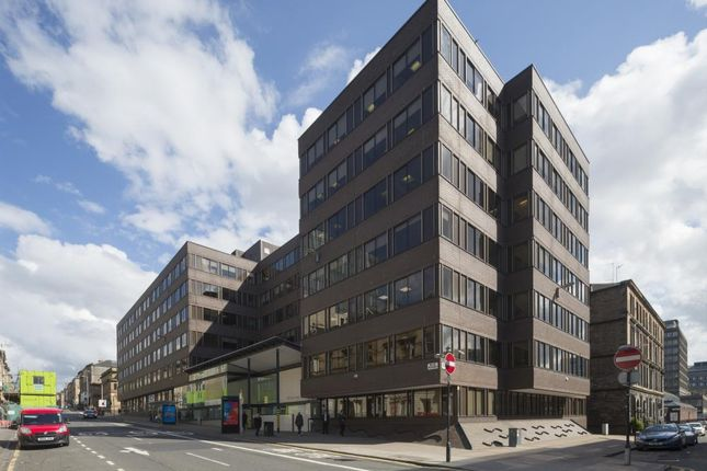 Office to let in 225 Bath Street, Glasgow, Glasgow