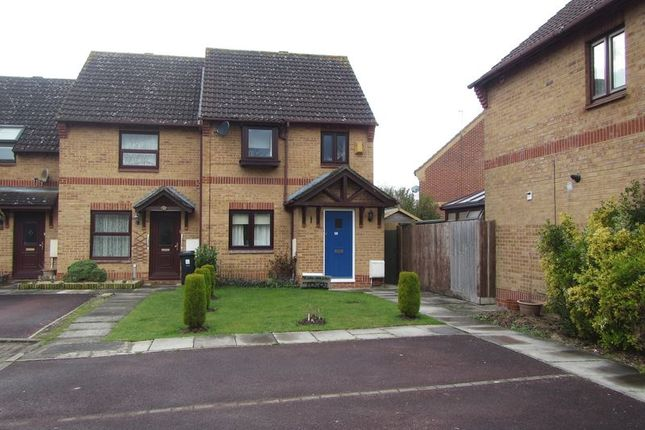 3 bed terraced house to rent in Paddock Close, Bradley Stoke, Bristol