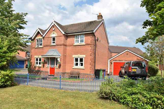Thumbnail Detached house to rent in Regency Gardens, Cheadle Hulme, Cheadle