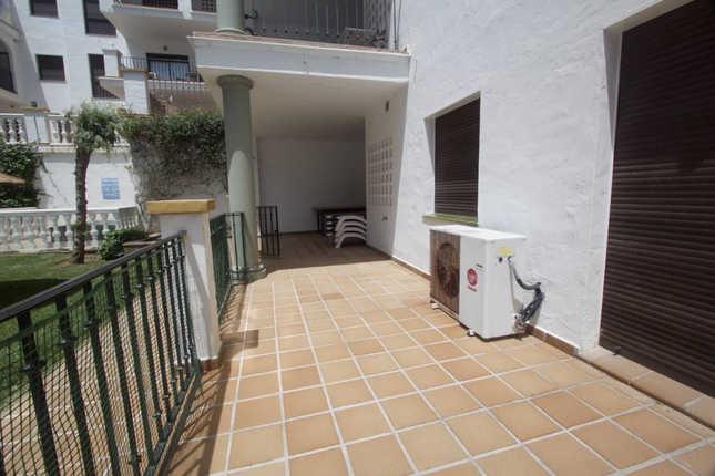 Enclosed Private Terrace