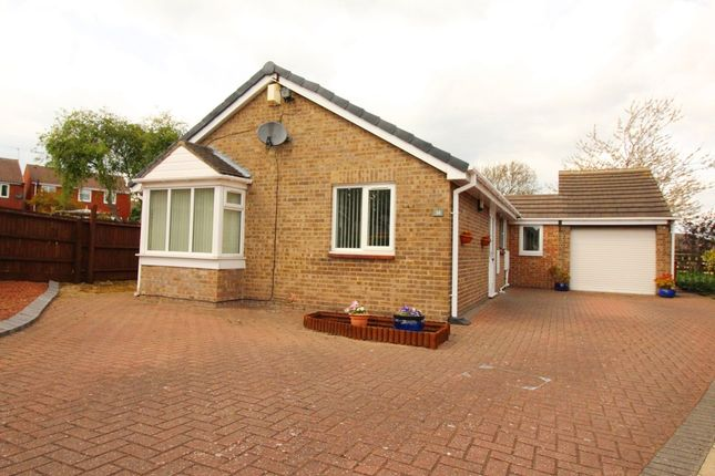 Thumbnail Bungalow for sale in Porthcawl Drive, Washington