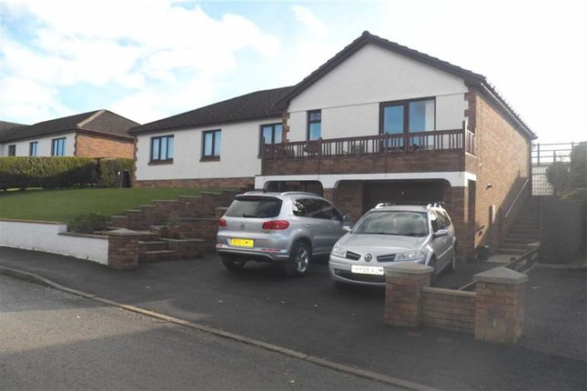 Thumbnail Detached house for sale in Heol Nantyglasdwr, Cwmffrwd, Carmarthen