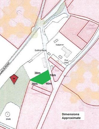 Thumbnail Land for sale in Trevarth Road, Carharrack