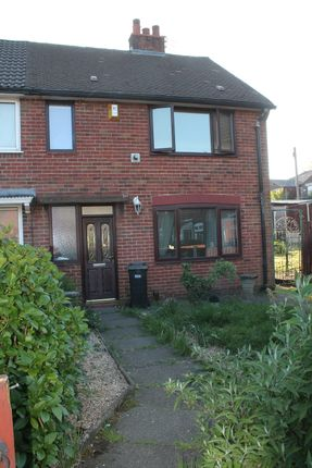 Thumbnail Town house to rent in Cherry Tree Avenue, Farnworth