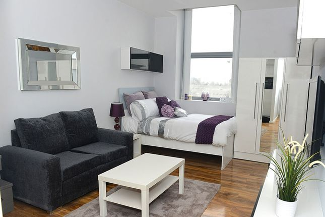 Thumbnail Flat for sale in Victoria House - 7 Akam Road, Bradford, West Yorkshire