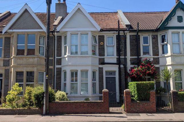 Thumbnail Terraced house for sale in Wick Road, Brislington, Bristol
