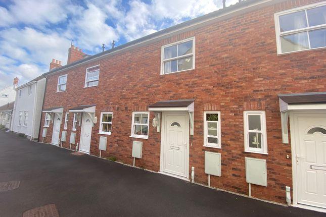 Thumbnail Terraced house to rent in Galmington Road, Taunton