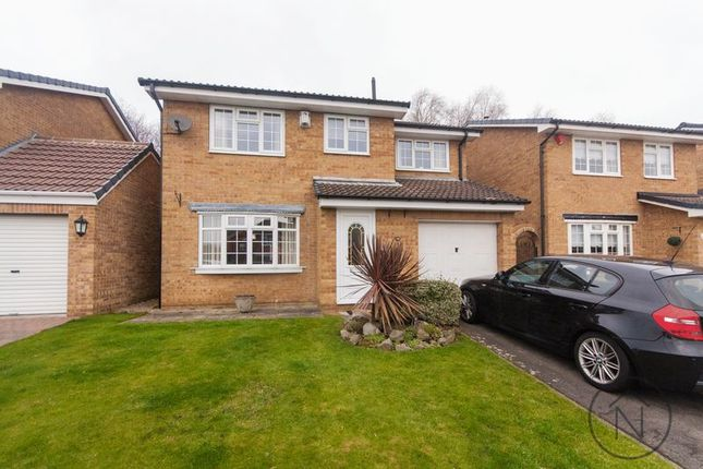 Thumbnail Detached house for sale in Tennyson Road, Billingham