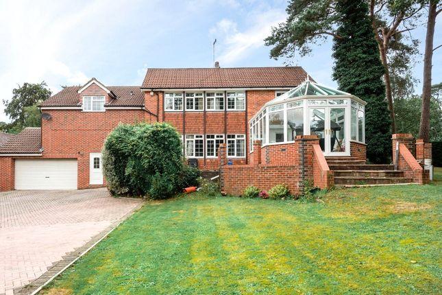 Thumbnail Detached house for sale in Bassett Wood Drive, Bassett, Southampton, Hampshire