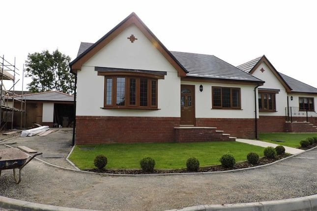 Thumbnail Detached bungalow for sale in Clos Y Deri, Priory Street, Carmarthen